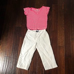 Ralph Lauren and Abercrombie & Fitch Outfit GUC
